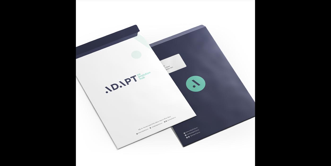 Blu!Lab - Proyectos - Adapt Branding 3