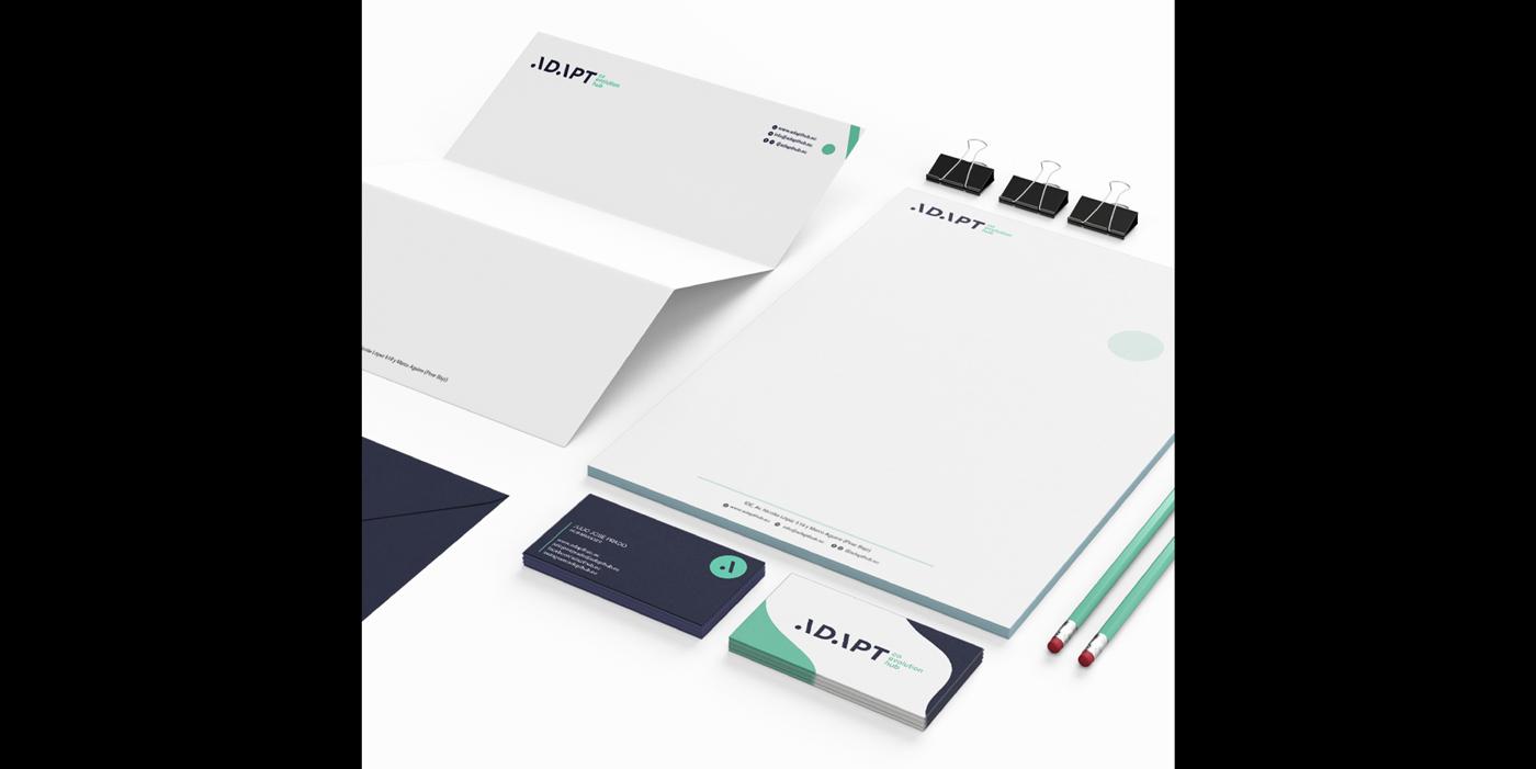 Blu!Lab - Proyectos - Adapt Branding 5